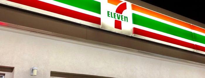 7-Eleven is one of Degree ❤ 님이 좋아한 장소.