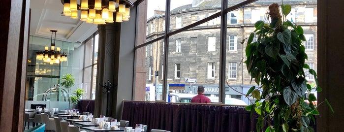 Edinburgh Where To Eat Drink
