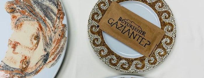 Gaziantep Mutfak Sanatları Merkezi is one of Orte, die Dilek gefallen.