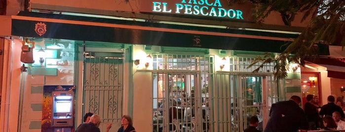 Tasca El Pescador is one of Gespeicherte Orte von Rowena.