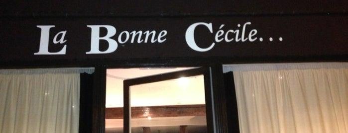 La Bonne Cécile is one of Restaurant français.