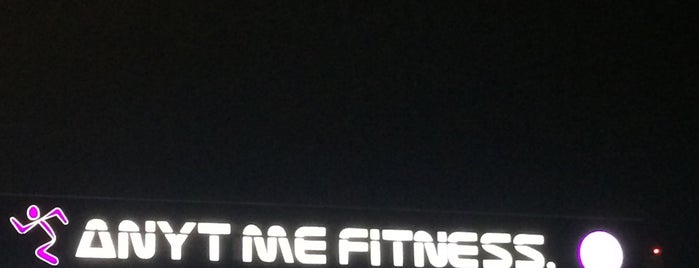 Anytime Fitness Juriquilla is one of Lugares favoritos de Juan Pablo.