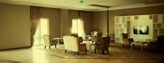 Luxor Garden Hotel is one of Orte, die orhan gefallen.