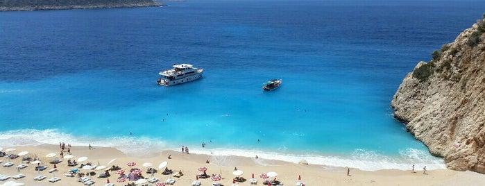 Kaputaş Plajı is one of The_guners : понравившиеся места.