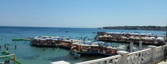 Medusa Beach Club is one of The_guners : понравившиеся места.