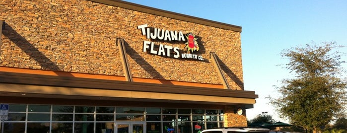 Tijuana Flats is one of Vegan Options in Sarasota, Bradenton SRQ.