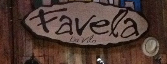 Bar Favela da Vila is one of Fabioさんの保存済みスポット.
