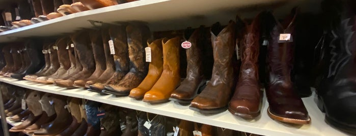Boot Barn is one of Nashville.