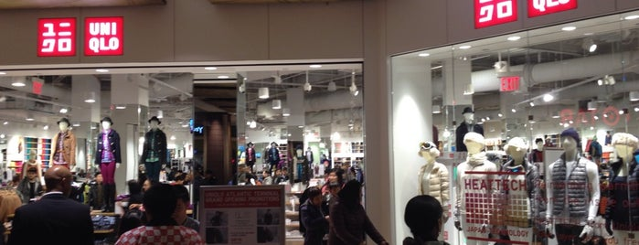 UNIQLO is one of Japan In New York.