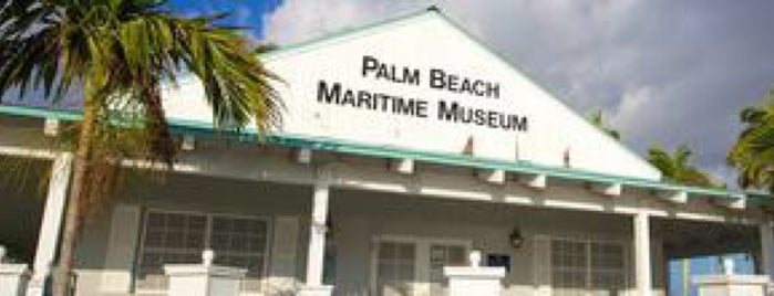Palm Beach Maritime Museum is one of fun excursions.