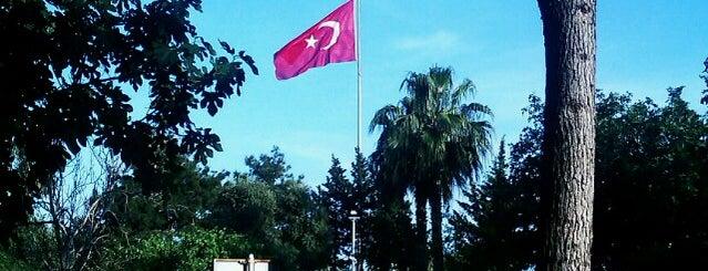 Natural History Museum is one of Sights of Antalya /Достопримечательности Анталии.