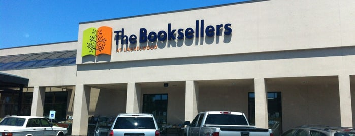 The Booksellers at Laurelwood is one of Memphis Most Winners!.