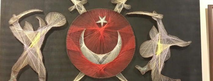 Bursa Kılıç Kalkan Folklor ve Turizm Derneği is one of Tempat yang Disukai Hakan.