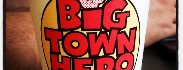 Big Town Hero is one of pdx-oh..