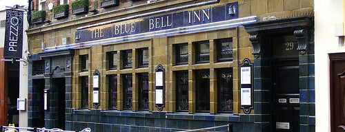 Blue Bell Inn is one of After dark.