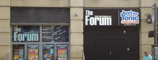 The Forum is one of After dark.
