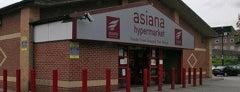 Asian Hypermarket is one of Global Nottingham.
