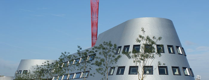 The Sir Colin Campbell Building is one of Jubilee Campus.