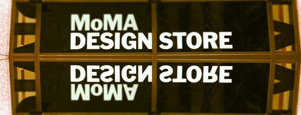 MoMA Design Store is one of #myhints4NewYorkCity.
