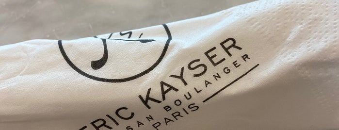 Maison Kayser is one of Desayunos  🥞.