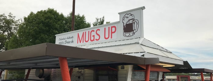Mugs Up is one of CoMo.