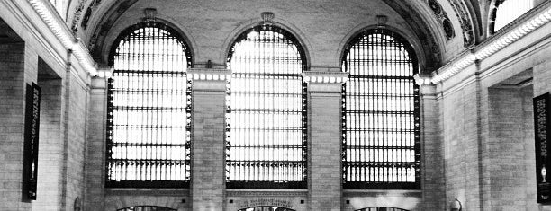 Grand Central Terminal is one of MY NEW YORK //.