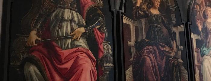 Galleria degli Uffizi is one of Posti che sono piaciuti a Kalpa4ok.