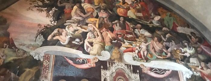 Museo di Santa Maria Novella is one of Florence, Italy.