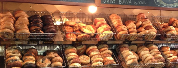 Bergen Bagels is one of Bagel Shop in NY.