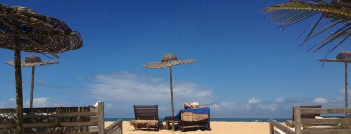 Uxua Praia Bar is one of Trancoso/Espelho/Caraiva.