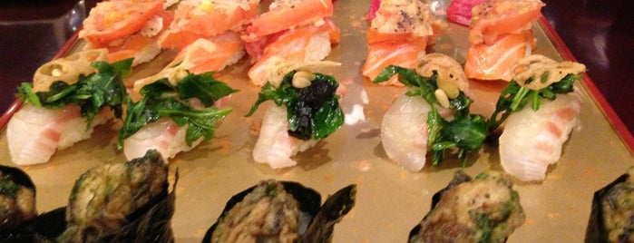 Sushi of Gari is one of Manhattan, NY - Vol. 2.