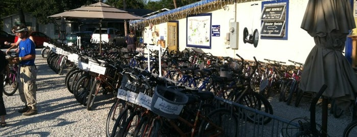 Billy's Bike Rentals is one of Captiva/Sanibel: Let's Do This.