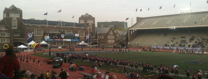 Franklin Field is one of All Things Sporting Venues....