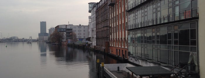 Watergate Club is one of berlin.