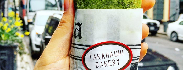 Takahachi Bakery is one of 2018 Place to go & Things to eat.