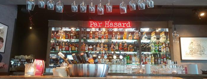 Par Hasard is one of Lugares favoritos de Emre.