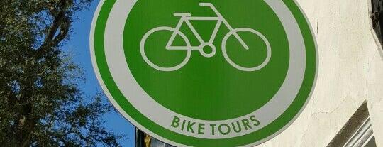 Savannah Bike Tours is one of Savannah.