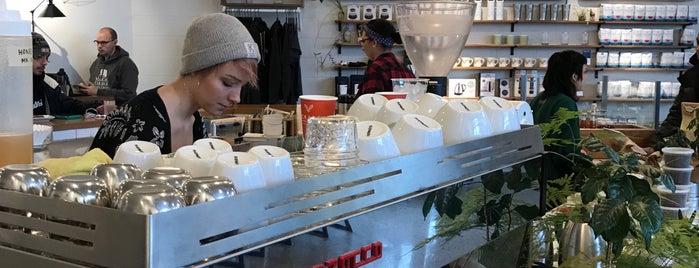 Kickapoo Coffee is one of สถานที่ที่บันทึกไว้ของ Whit.