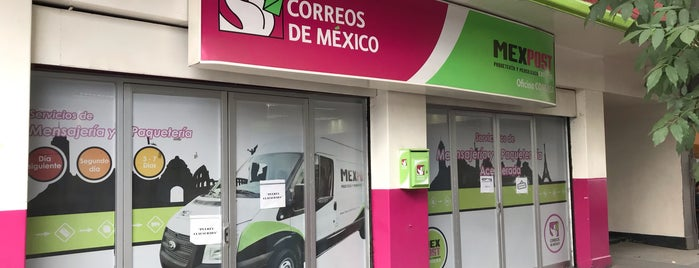 Correos de México is one of Condechi.