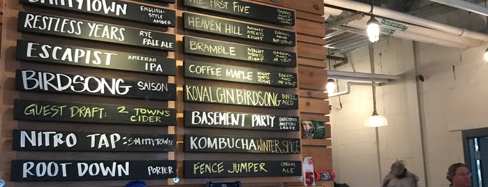 Temperance Beer Company is one of Breweries I've Visited.