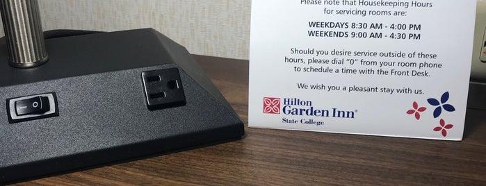 Hilton Garden Inn is one of Lieux qui ont plu à Jordan.