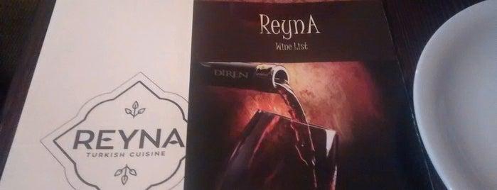 Reyna is one of Fern'in Beğendiği Mekanlar.
