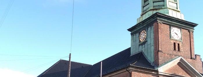 Garnisons Kirke is one of Around The World: Europe 1.