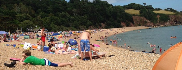Blackpool Sands is one of London saved places.