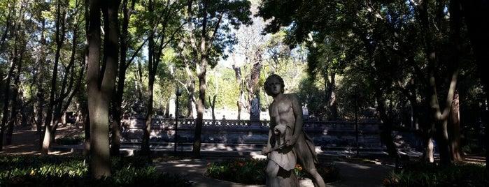 Fuente Del Idilio De Amor is one of CDMX.