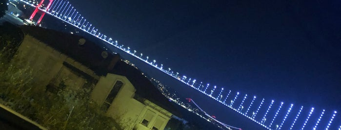Nakkaştepe Manzara is one of Istanbul.