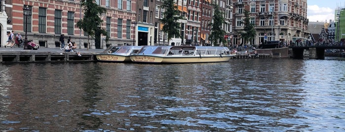 Oude Turfmarkt is one of Amsterdam.