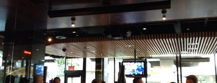 Cactus Club Cafe is one of Victoria BC.