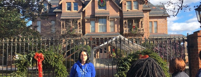 North Carolina Executive Mansion is one of Raleigh Favorites.