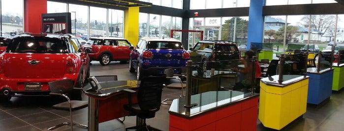 Motorwerks MINI is one of Automotive.